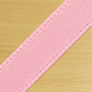 15mm Satin Ribbon Pale Pink