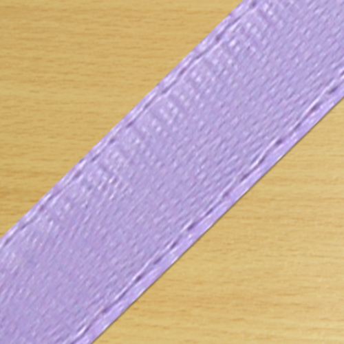 15mm Satin Ribbon Lilac
