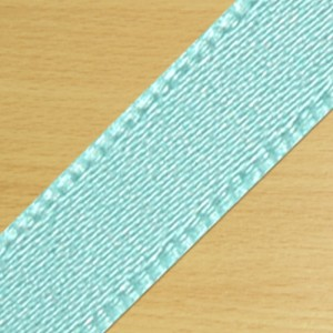 15mm Satin Ribbon Teal