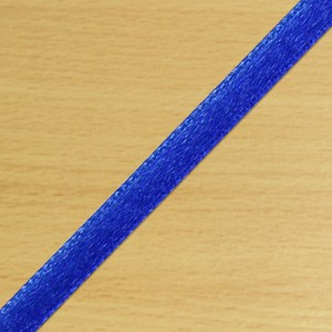 3mm Satin Ribbon Royal Blue