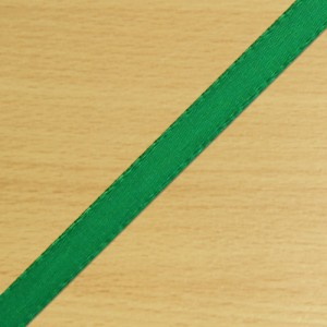 3mm Satin Ribbon Green