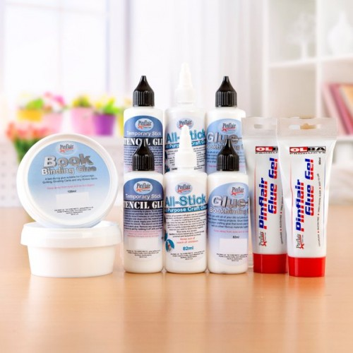 Be Creative Glue Bundle