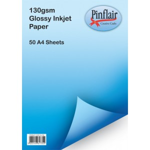 Glossy Inkjet Paper 210gsm