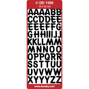 Alphabet Outline