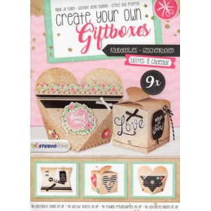 Create Your Own Gift Boxes 1