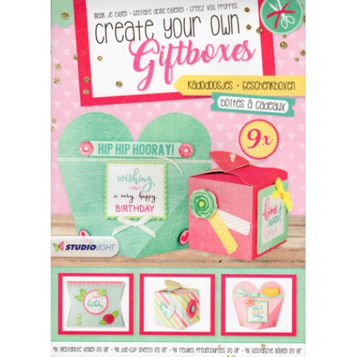 Create Your Own Gift Boxes 2