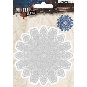 Studio Light Winter Trails Snowflake 103