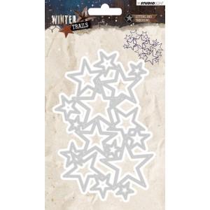 Studio Light Winter Trails Stars 104