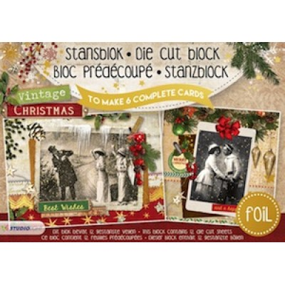 StudioLight A5 Cardmaking Books