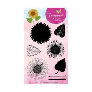 STAMPLS16 - Layered Flower Stamp
