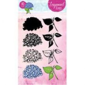 STAMPLS21 - Layered Flower Stamp