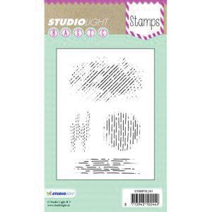 STAMPSL241 - Distress stamp, set of 4 stamps