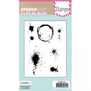 STAMPSL242 - Distress stamp, set of 7 stamps
