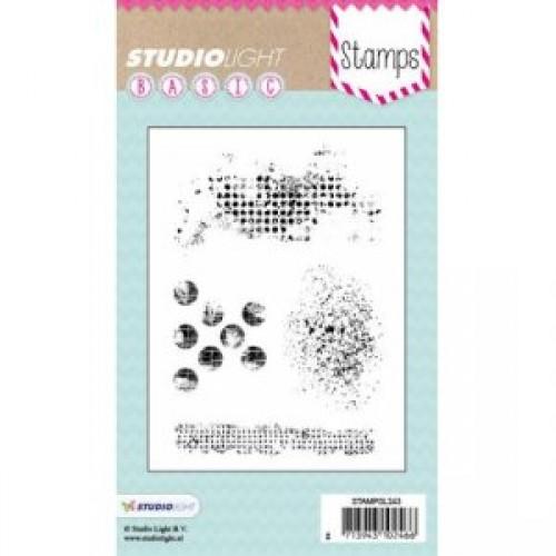 STAMPSL243 - Distress stamp, set of 4 stamps