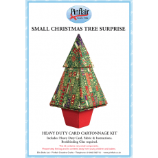 Small Christmas Tree Surprise NO FABRIC