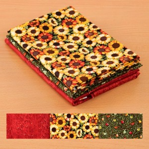 Pinflair Sunflower Fabric Collection