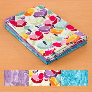 Pinflair Tulips Fabric Collection