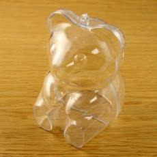 Acrylic Bear 100mm
