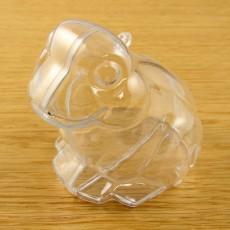 Acrylic Frog 90mm