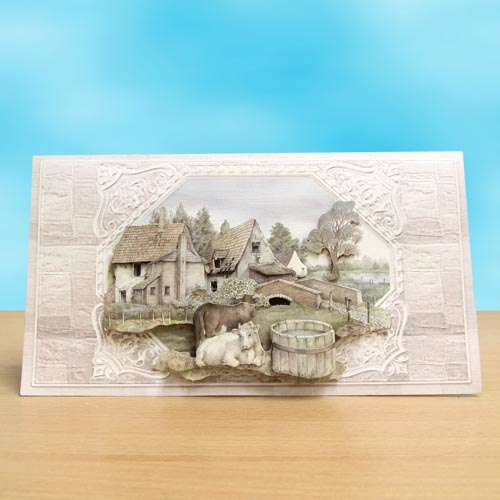Country Houses Set 2
