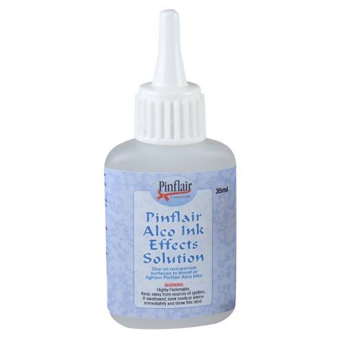 Pinflair Alcohol Ink Effects Solution