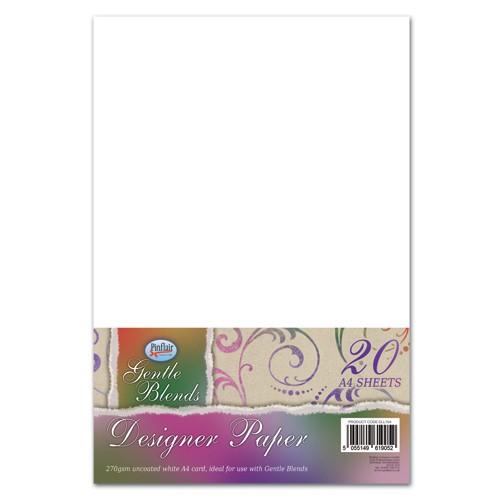 Gentle Blends Designer Paper