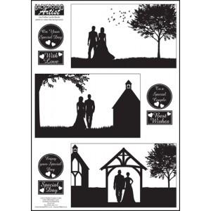 Background Artist Wedding