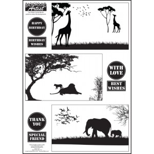 Background Artist Safari