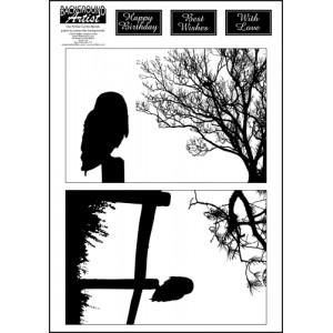 Background Artist Owls
