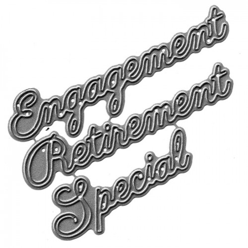Engagement, Retirement etc