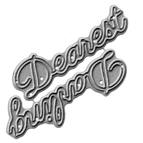 Dearest Darling Word Set