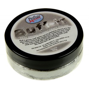 Pinflair Buff-It Silver