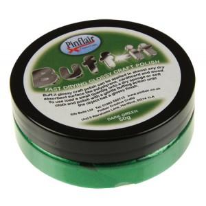 Pinflair Buff-It Dark Green