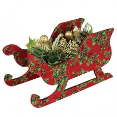 Small Sleigh Cartonnage Only
