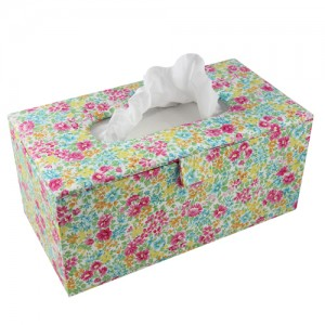 New Long Tissue Box