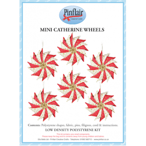 Mini Catherine Wheels
