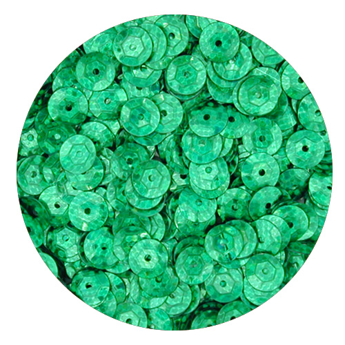DD603 Green 8mm Hologram