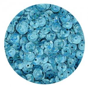 DD504 Light Blue 6mm Hologram