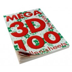 Christmas Mega Decoupage Book