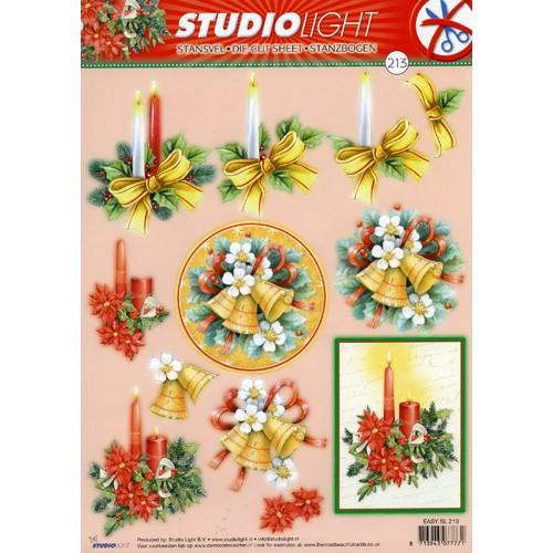 Christmas A4 Die Cut
