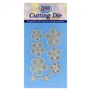 Floral Cutting Die (STL039)