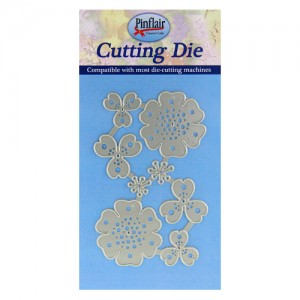 Floral Cutting Die (STL040)