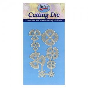 Floral Cutting Die (STL041)