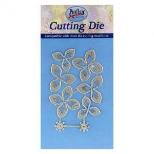 Floral Cutting Die (STL042)