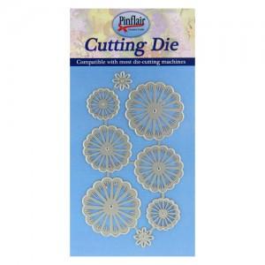 Floral Cutting Die (STL043)