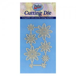 Floral Cutting Die (STL044)