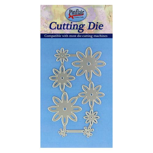 Floral Cutting Die (STL044)