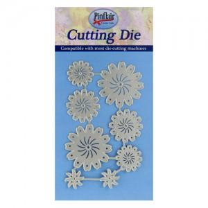 Floral Cutting Die (STL045)