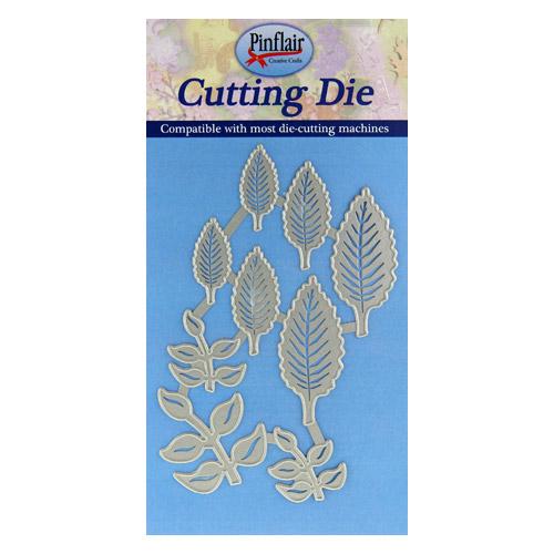 Floral Cutting Die (STL046)
