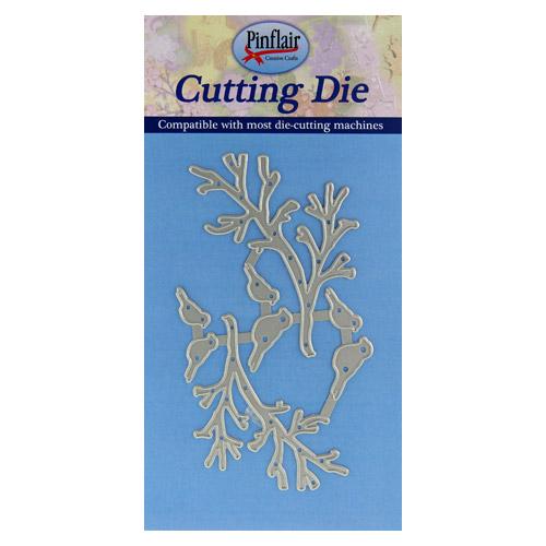 Floral Cutting Die (STL048)